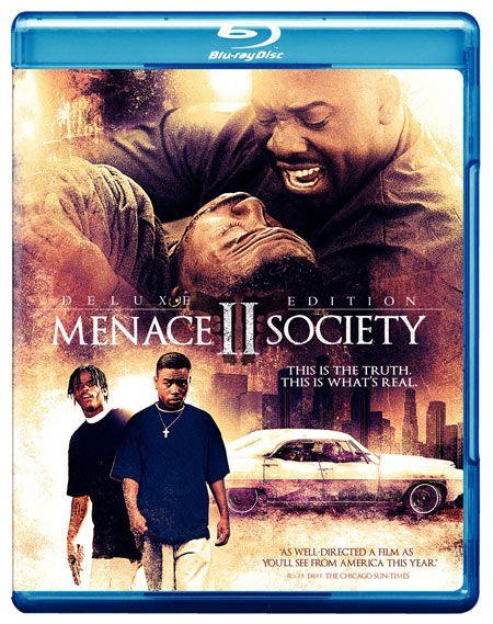 Menace II Society Blu-ray Disc