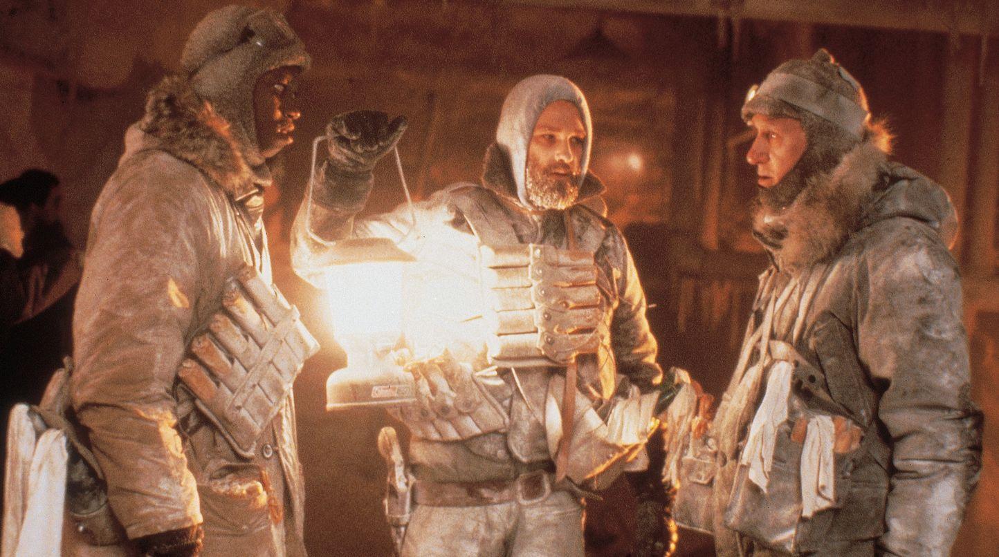O Enigma de Outro Mundo (1982) -The Thing(1982)