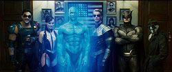 <strong><em>Watchmen</em></strong> Set Visit Image #2