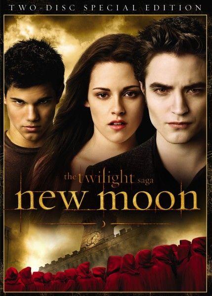 <strong><em>The Twilight Saga: New Moon</em></strong> DVD
