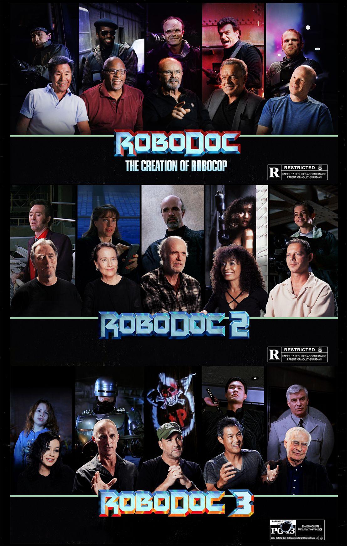 'RoboCop': A criação do maior poder de fogo do RoboCop 6