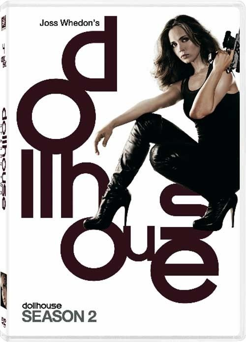 <strong><em>Dollhouse</em></strong>: Season 2 DVD artwork