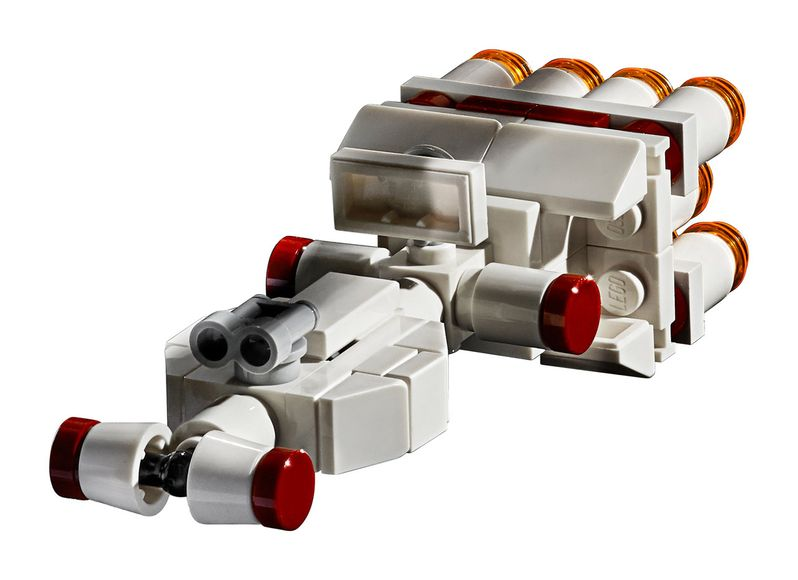 Star Wars Star Destroyer Lego Set Image #5