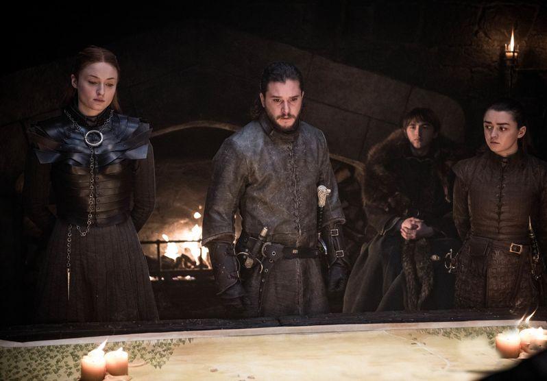 <strong><em>Game of Thrones</em></strong> Season 8 Episode 2 Photos #14
