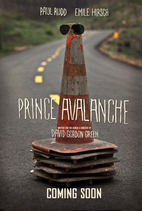 <strong><em>Prince Avalanche</em></strong> poster