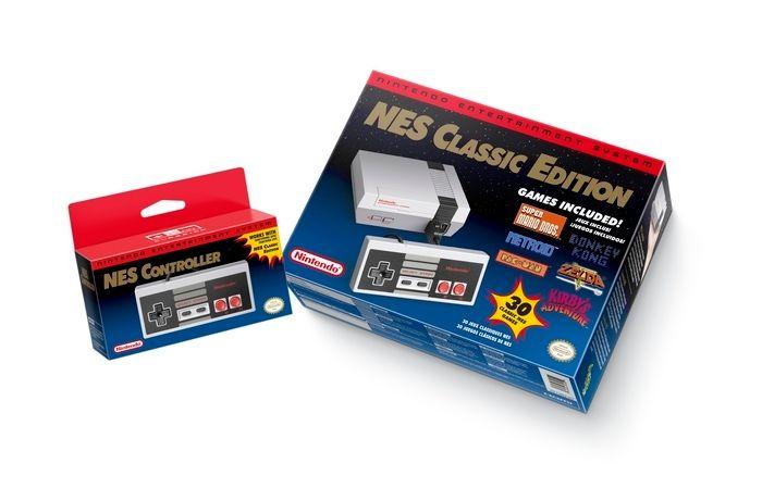 Nintendo Mini Classic Edition