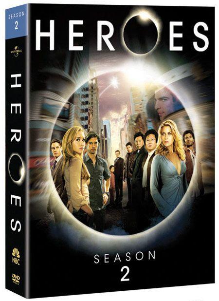 <strong><em>Heroes</em></strong>: Season 2