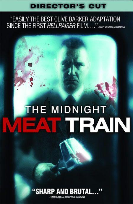 <strong><em>Midnight Meat Train</em></strong> DVD