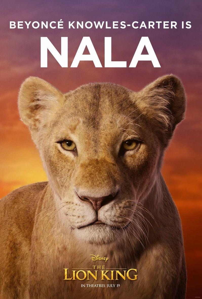 <strong><em>The Lion King</em></strong> Nala Poster #1