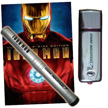 Iron Man Prize Pack