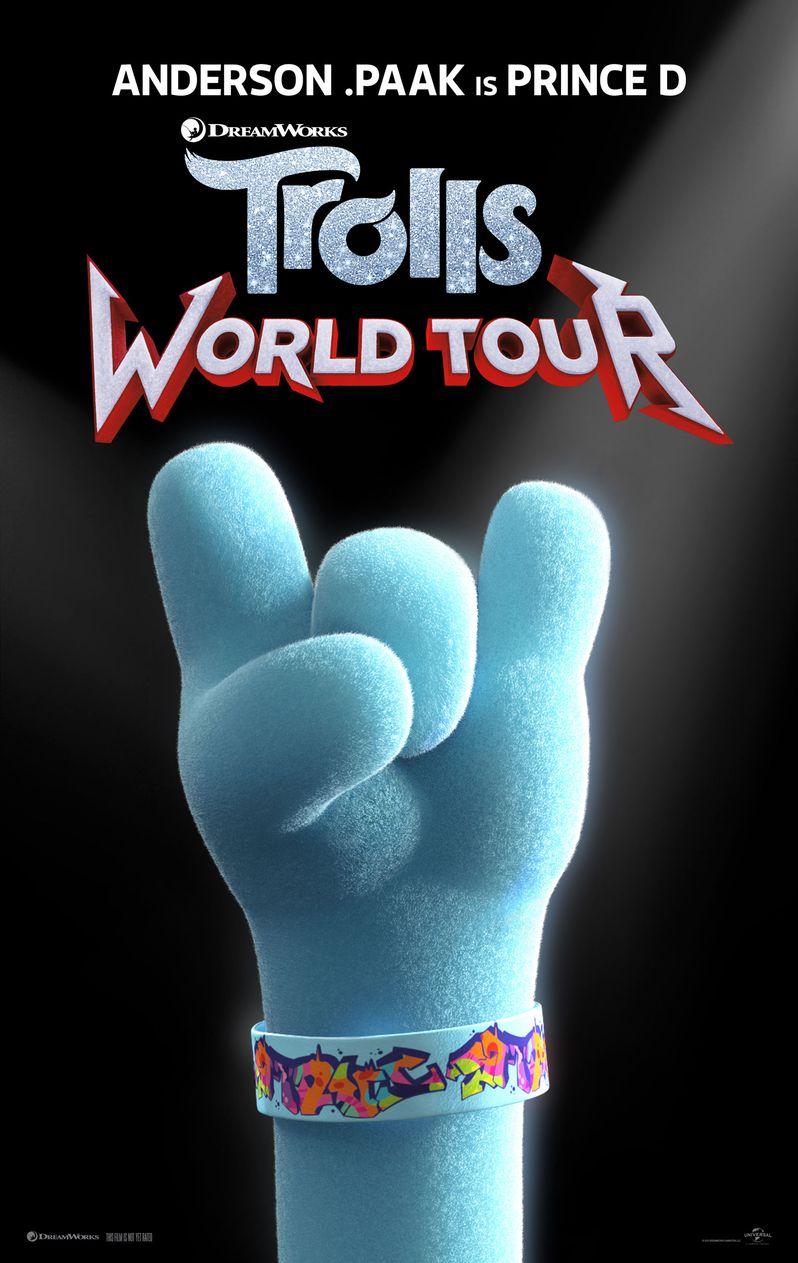 <strong><em>Trolls World Tour</em></strong> poster #4