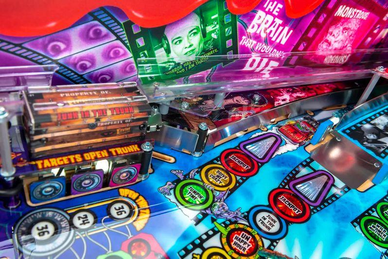 Elvira's House of Horrors Pinball machine by Stern #9