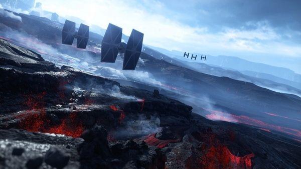 Star Wars: Battlefront Sullust Photo 1