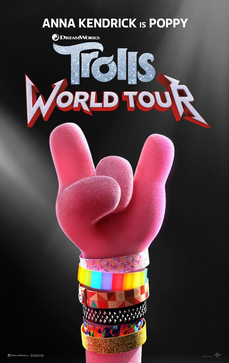 <strong><em>Trolls World Tour</em></strong> poster #2