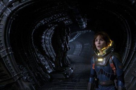 <strong><em>Prometheus</em></strong> Noomi Rapace Photo