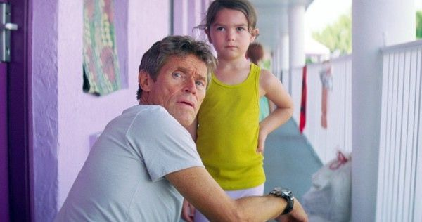 The Florida Project Willem Dafoe The Florida Project