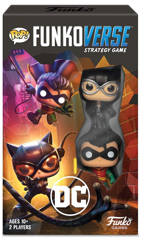 Funko Board Game DC Strategy Game