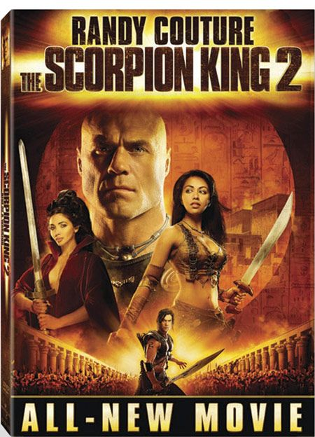 <strong><em>The Scorpion King 2: Rise of a Warrior</em></strong> DVD