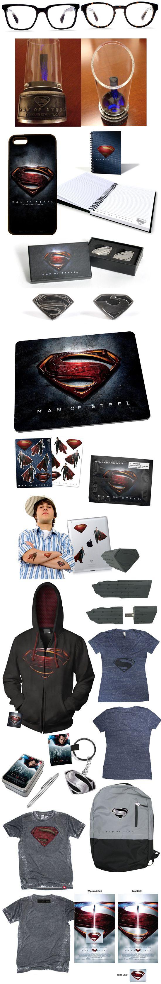 <strong><em>Man of Steel</em></strong> Giveaway