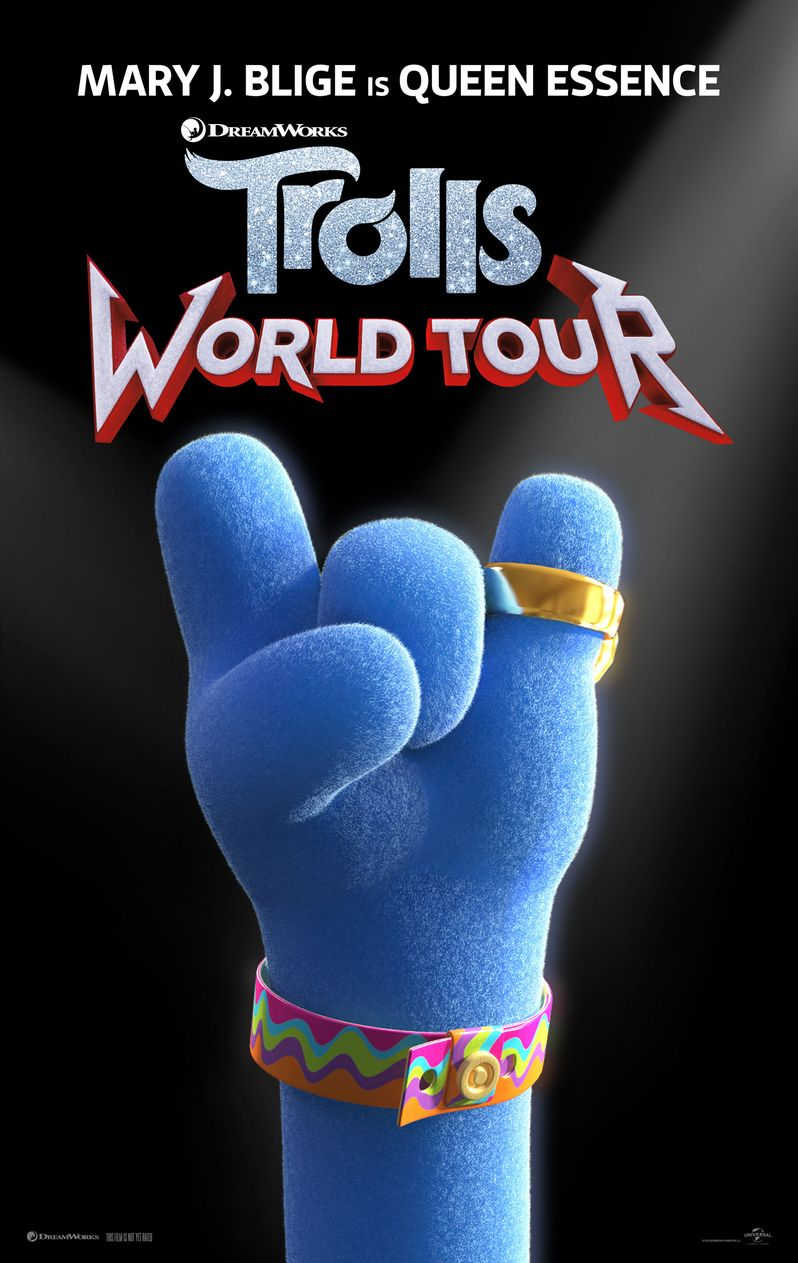 <strong><em>Trolls World Tour</em></strong> poster #5