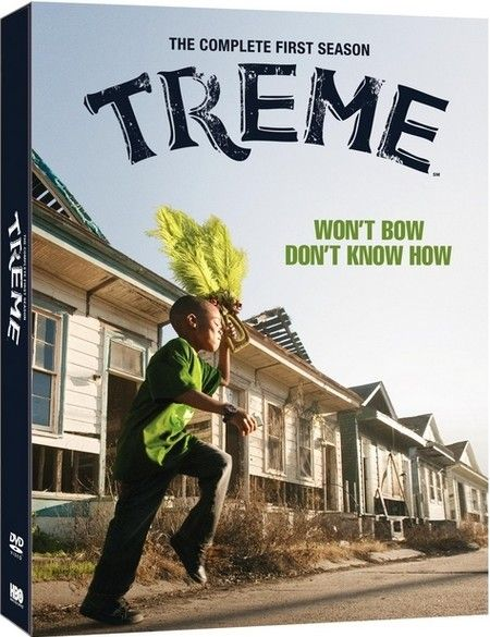 <strong><em>Treme</em></strong>: The Complete First Season DVD artwork