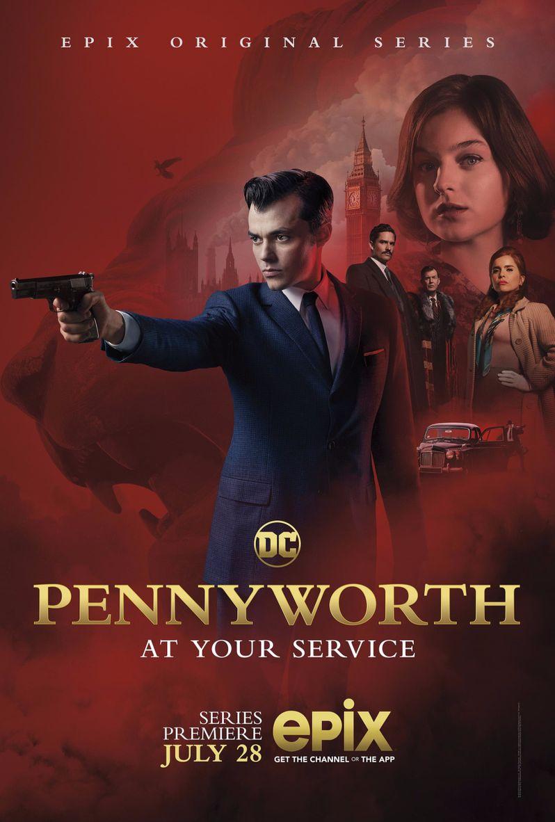<strong><em>Pennyworth</em></strong> poster