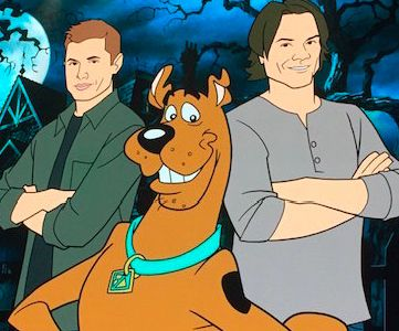 <strong><em>Supernatural</em></strong> Meets Scooby-Doo