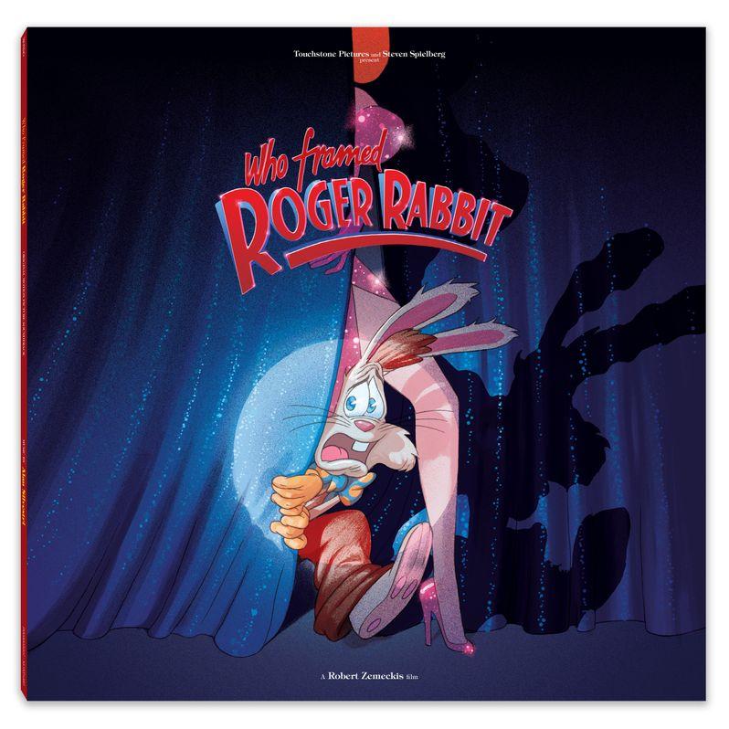 Who Framed Roger Rabbit Vinyl Mondo