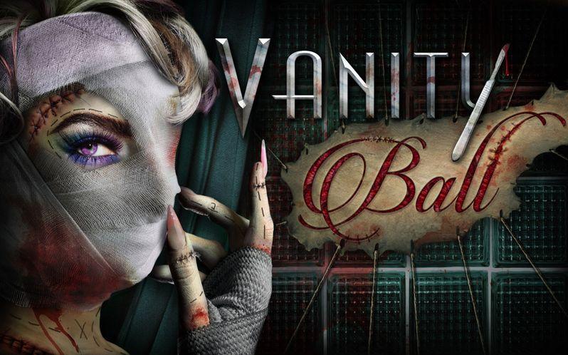 Vanity Ball Scare Zone