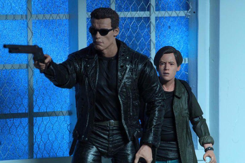 John Connor NECA action figure Terminator 2 #5