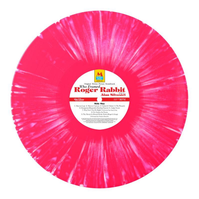 Who Framed Roger Rabbit Vinyl Mondo SDCC 2019