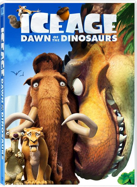 <strong><em>Ice Age: Dawn of the Dinosaurs</em></strong>