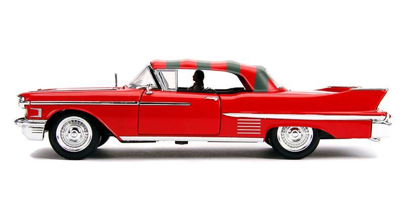 Freddy Cadillac Nightmare on Elm Street Toy Car Photo #4