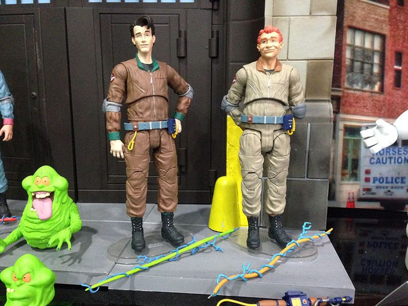 The Real Ghostbusters toys Diamond Select #3