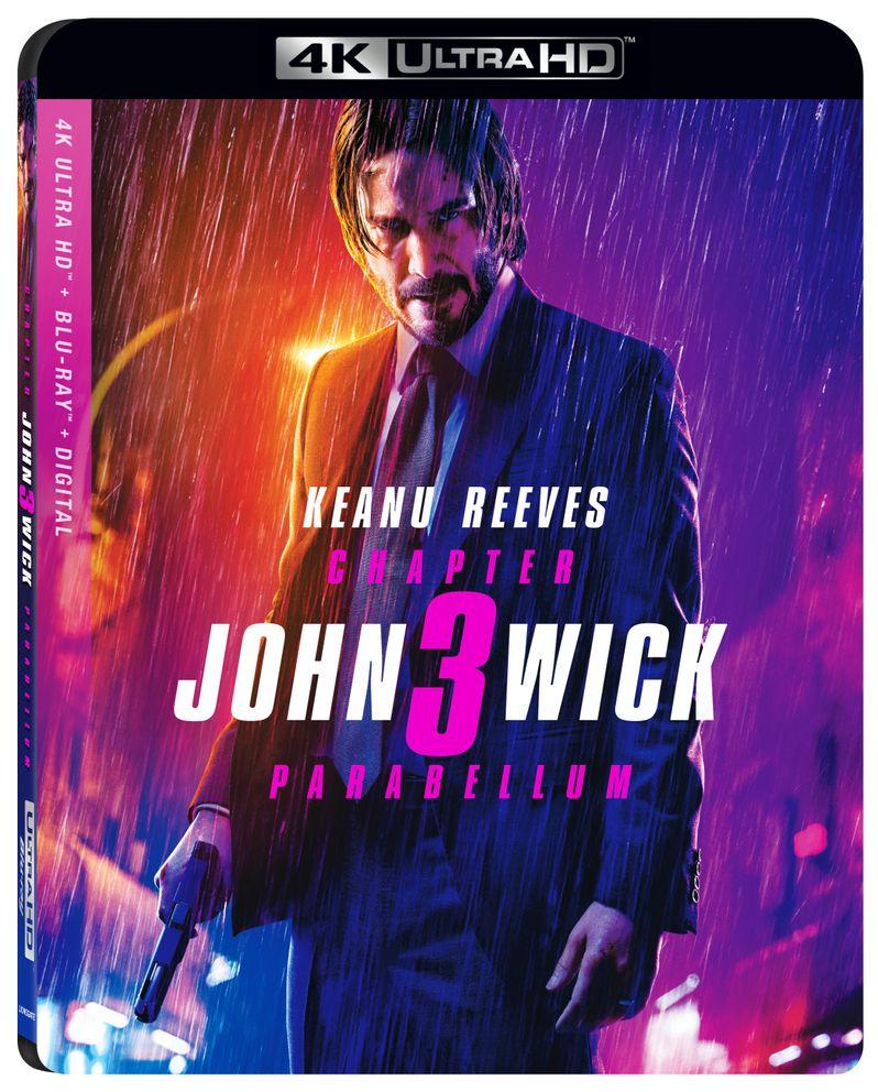 John Wick 3 4K Ultra HD