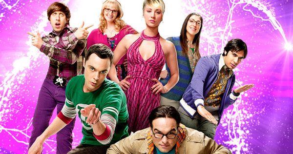 original Big Bang Theory cast