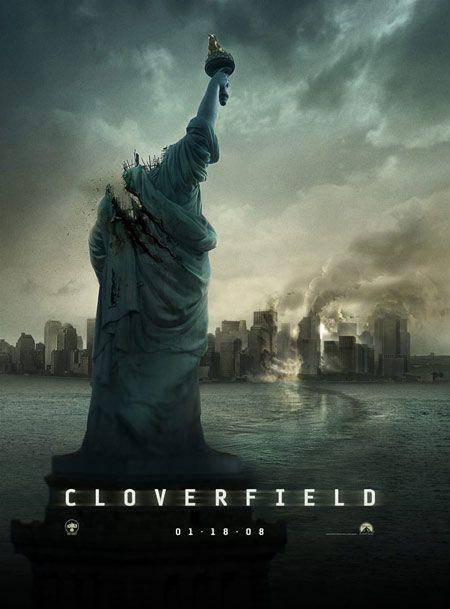 <strong><em>Cloverfield</em></strong> Official Movie Poster