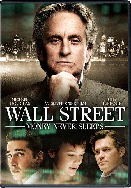 <strong><em>Wall Street: Money Never Sleeps</em></strong> DVD artwork