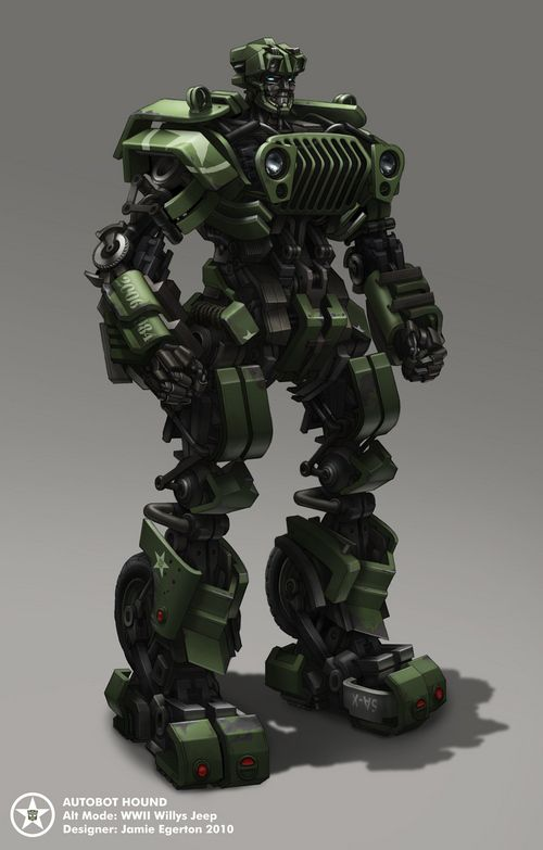 Hound Transformers 4