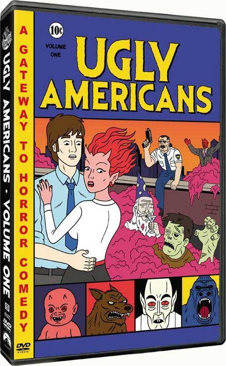 <strong><em>Ugly Americans</em></strong>: Volume 1 DVD