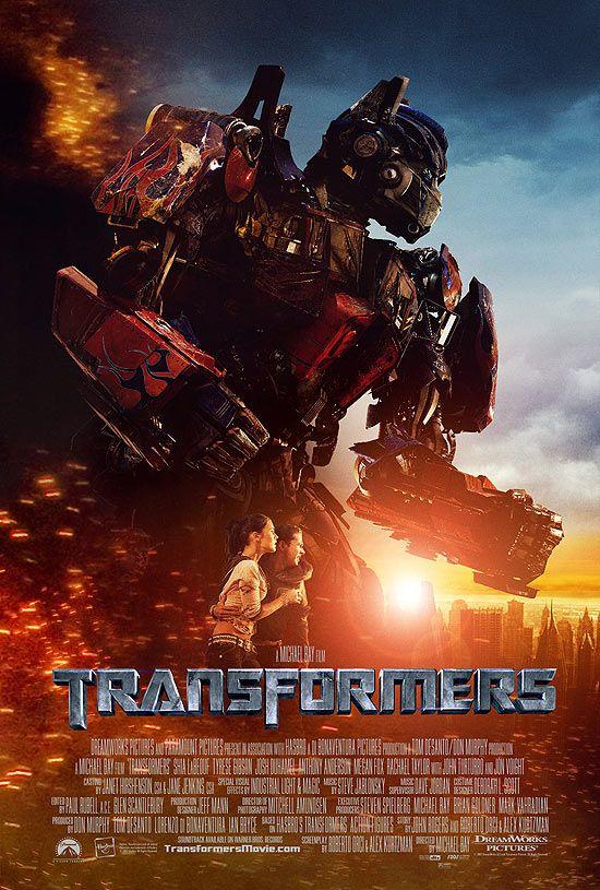 <strong><em>Transformers</em></strong> Poster