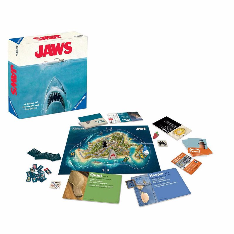<strong><em>Jaws</em></strong> Board Game Act 1
