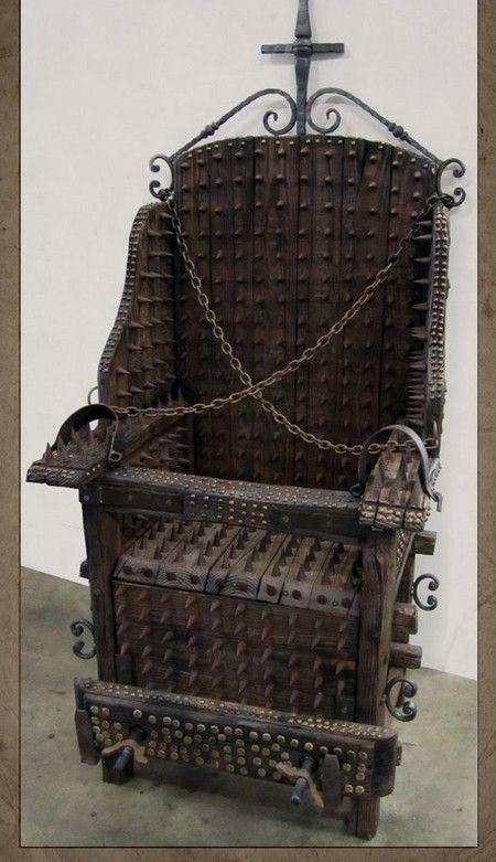 <strong><em>The Lords of Salem</em></strong> Torture Device