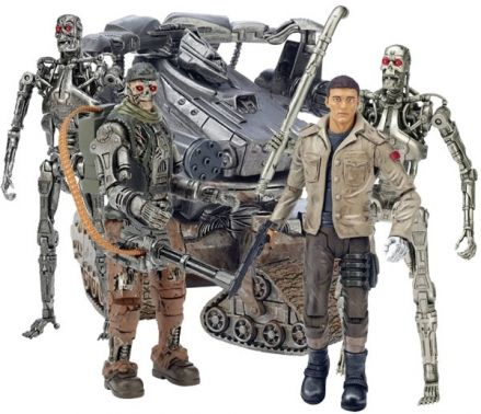 Terminator Figures