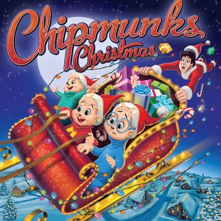 Chipmunks Christmas CD