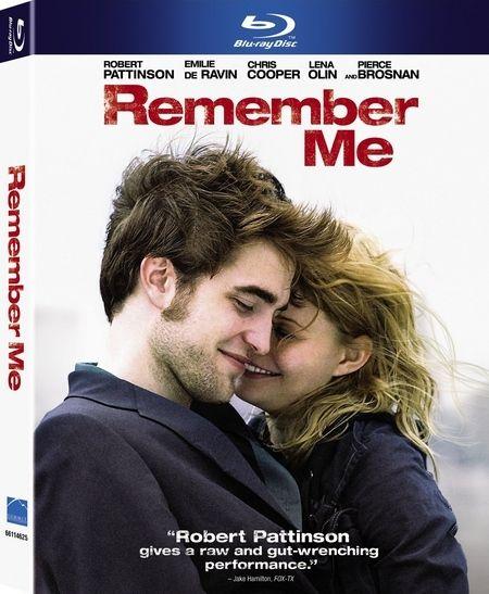 <strong><em>Remember Me</em></strong> Blu-ray