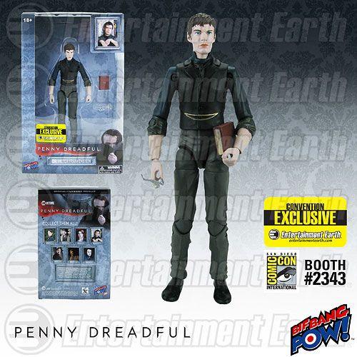 Penny Dreadful Victor Frankenstein Action Figure