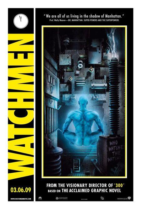 <strong><em>Watchmen</em></strong> Posters