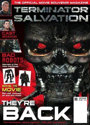 <strong><em>Terminator Salvation</em></strong> Contest