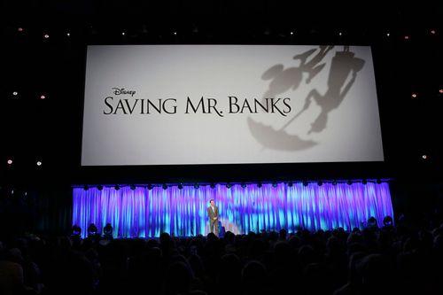 Sean Bailey introduces <strong><em>Saving Mr. Banks</em></strong>